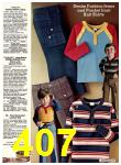 1978 Sears Fall Winter Catalog, Page 407