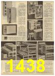 1965 Sears Spring Summer Catalog, Page 1438