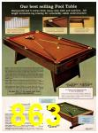 1972 Sears Fall Winter Catalog, Page 863