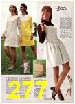 1969 Sears Spring Summer Catalog, Page 277
