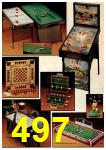 1981 Montgomery Ward Christmas Book, Page 497