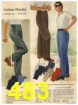 1960 Sears Spring Summer Catalog, Page 483