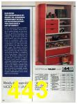 1989 Sears Home Annual Catalog, Page 443