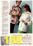 1972 Montgomery Ward Spring Summer Catalog, Page 155