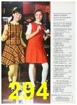 1967 Sears Fall Winter Catalog, Page 294