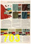 1958 Sears Spring Summer Catalog, Page 703
