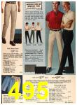 1964 Sears Spring Summer Catalog, Page 495