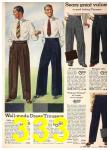 1942 Sears Spring Summer Catalog, Page 333