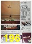 1989 Sears Home Annual Catalog, Page 196