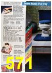 1986 Sears Spring Summer Catalog, Page 571