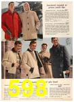 1958 Sears Fall Winter Catalog, Page 598