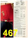 1978 Sears Fall Winter Catalog, Page 467