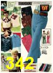 1977 Sears Spring Summer Catalog, Page 342