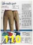 1986 Sears Spring Summer Catalog, Page 110