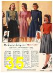 1940 Sears Fall Winter Catalog, Page 35