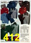 1975 Sears Fall Winter Catalog, Page 412