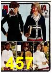 1974 Sears Fall Winter Catalog, Page 457