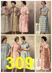 1958 Sears Spring Summer Catalog, Page 309