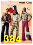 1974 Sears Spring Summer Catalog, Page 384