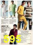 1975 Sears Fall Winter Catalog, Page 595