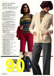 1976 Sears Fall Winter Catalog, Page 90