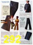 1973 Sears Spring Summer Catalog, Page 292