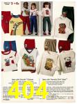 1982 Sears Fall Winter Catalog, Page 404