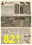 1959 Sears Spring Summer Catalog, Page 821