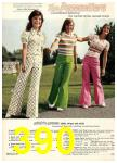 1974 Sears Spring Summer Catalog, Page 390