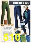 1972 Sears Spring Summer Catalog, Page 510