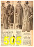 1958 Sears Spring Summer Catalog, Page 505