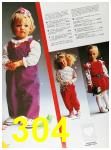 1985 Sears Fall Winter Catalog, Page 304