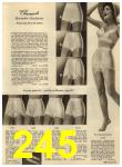 1960 Sears Spring Summer Catalog, Page 245