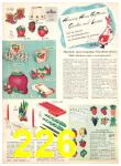 1947 Sears Christmas Book, Page 226