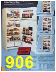 1986 Sears Fall Winter Catalog, Page 906