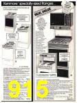 1982 Sears Fall Winter Catalog, Page 915