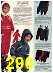 1974 Sears Fall Winter Catalog, Page 290