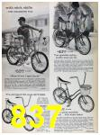 1967 Sears Fall Winter Catalog, Page 837