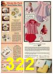 1974 Sears Spring Summer Catalog, Page 322