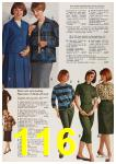 1963 Sears Fall Winter Catalog, Page 116