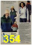 1980 Sears Fall Winter Catalog, Page 354