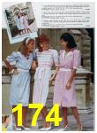 1985 Sears Spring Summer Catalog, Page 174