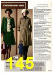 1976 Sears Fall Winter Catalog, Page 145