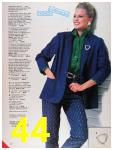 1986 Sears Fall Winter Catalog, Page 44