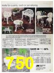 1989 Sears Home Annual Catalog, Page 750