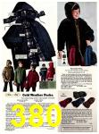 1974 Sears Fall Winter Catalog, Page 380