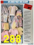 1986 Sears Spring Summer Catalog, Page 288