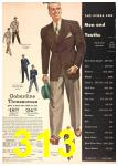 1942 Sears Spring Summer Catalog, Page 313