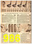 1949 Sears Spring Summer Catalog, Page 986