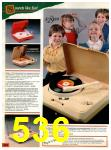 1985 Sears Christmas Book, Page 536